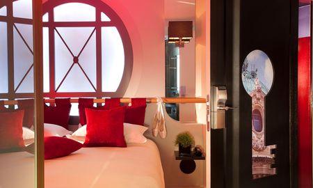 Chambre Opéra Garnier - Hotel Design Secret De Paris - Paris