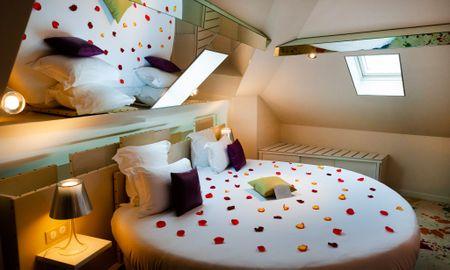 Chambre Atelier d'Artiste - Hotel Design Secret De Paris - Paris